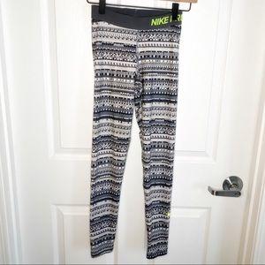 Nike Pro Sweater Design Tight Leggings